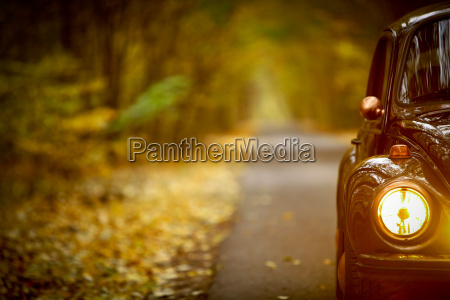 autunno auto depoca
