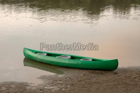 outdoor tour rudern zelten paddelboot paddelboote