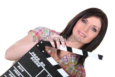 weibliche filmregisseurin
