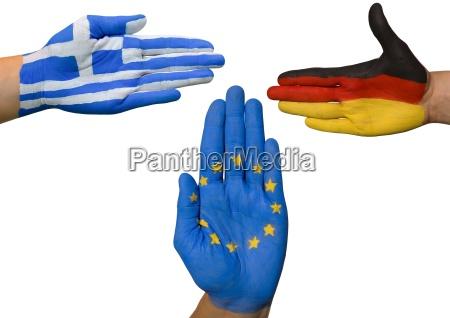 griechenland deutschland und europa