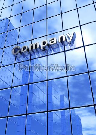 company architektur konzept