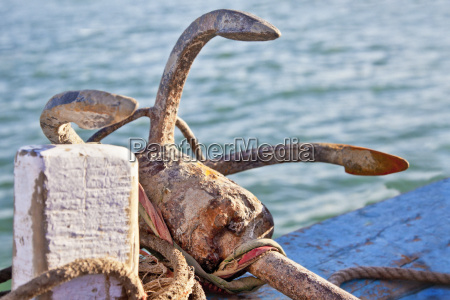 the anchor of dwarka