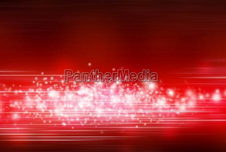 hintergrund weisser glitzer auf rot