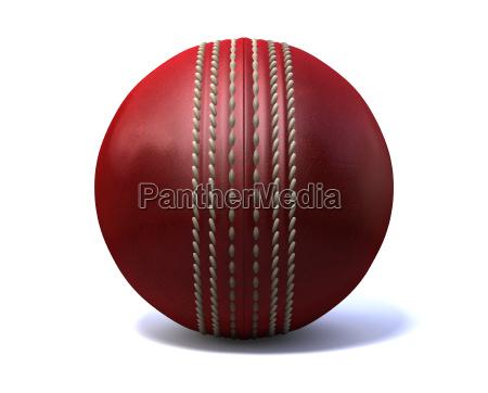 cricketball vorne