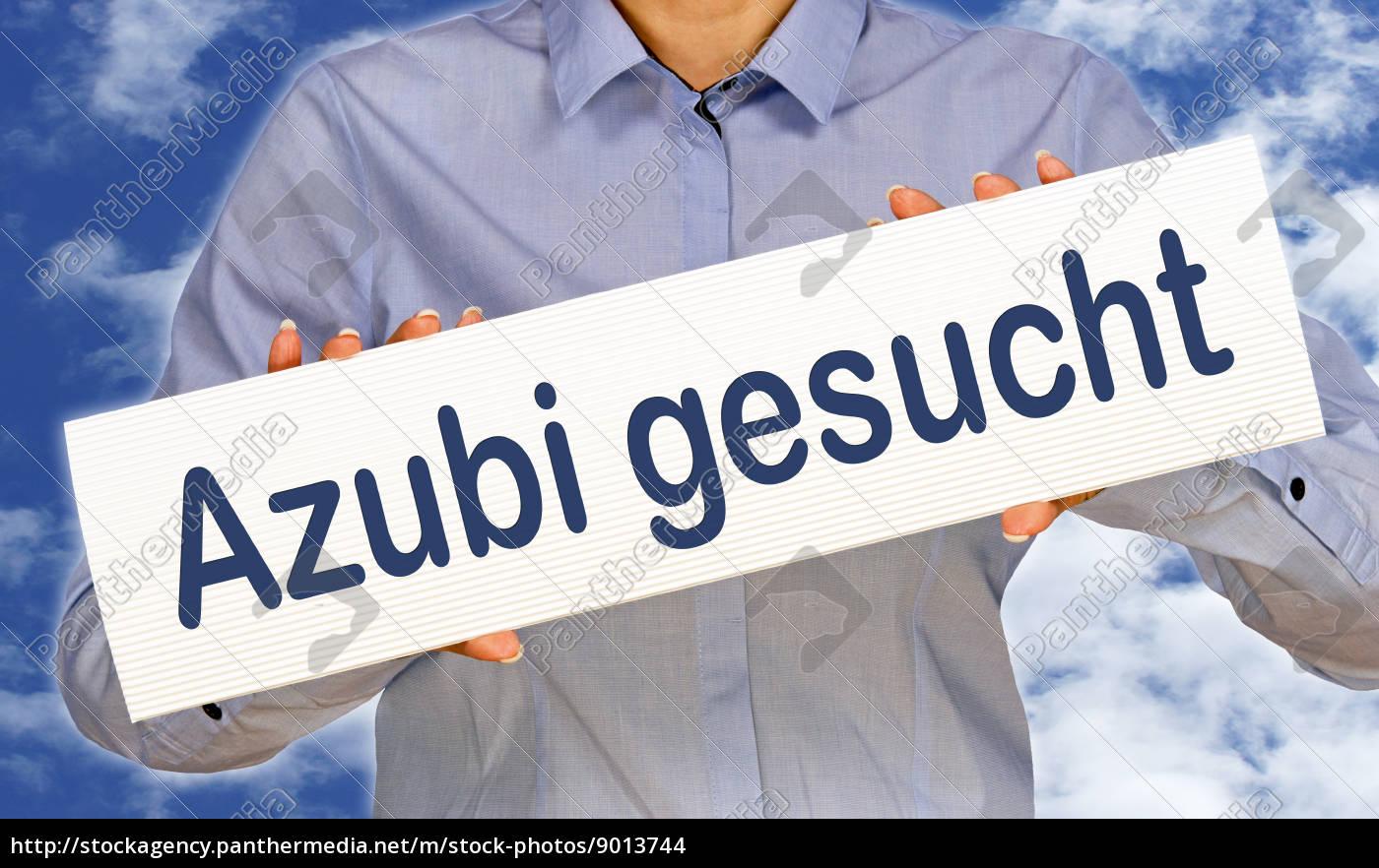 azubi, gesucht - 9013744