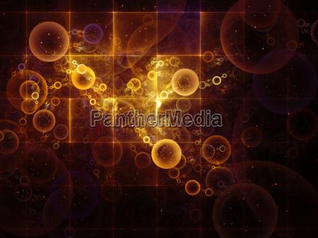 realms of fractal kreise