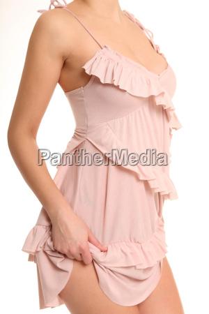 body photo with dress