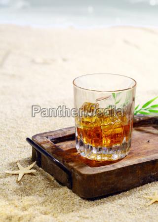 scotch on the beach