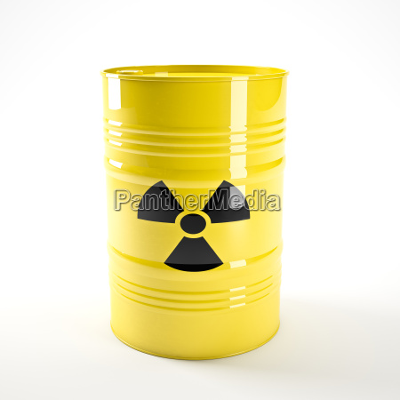 radioaktive barell