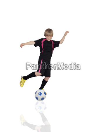 spiel spielen spielend spielt ball uniform