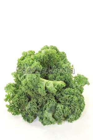 gruener gruenkohl