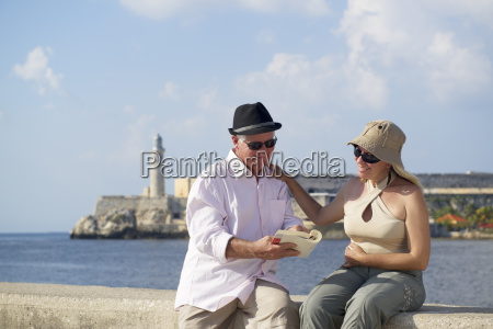tourism and old people traveling seniors