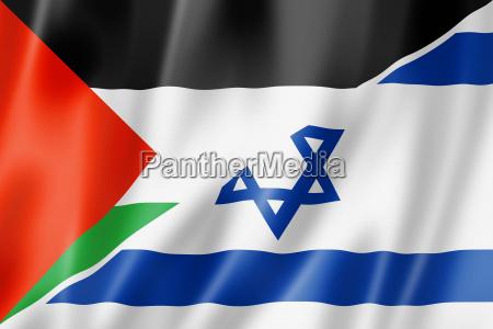 palaestinas und israel