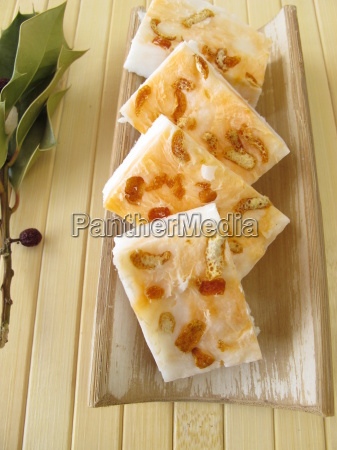 handmade orange soap