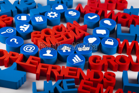 soziale medien gemeinde