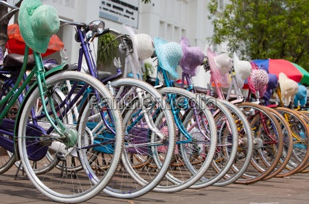 indonesian bicycles