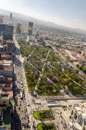 park and mexico city