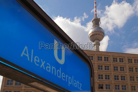 alexanderplatz berlin germany
