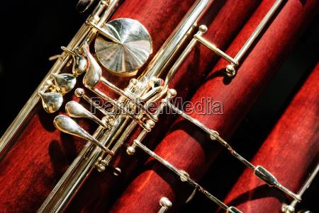fagott holzblasinstrument