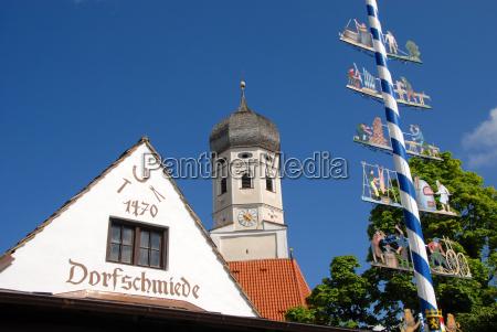 erlinger village square