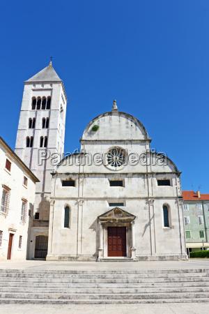 st marys church zadar