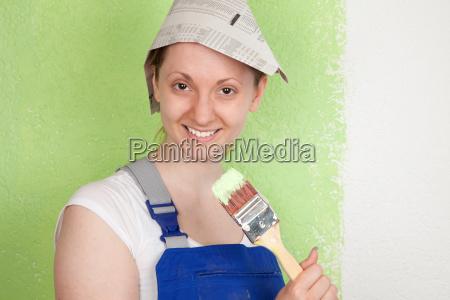 painter house painter paint cancel dyer