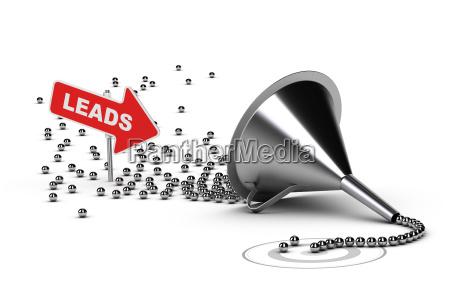qualifikation sales leads qualifizierte vertriebs
