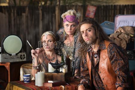 trio, of, fortune, tellers - 9500770
