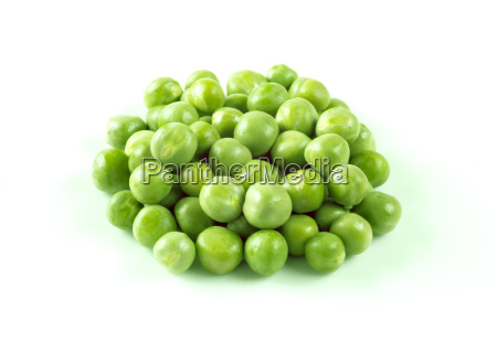 gruene erbsen