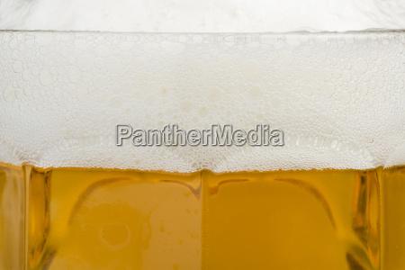 mug beer close up background