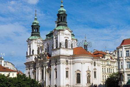 iglesia barroco praga