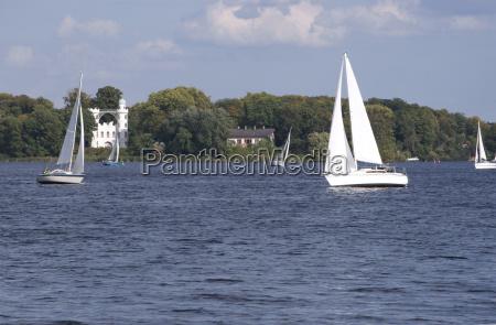 when sailing castle