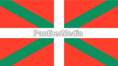 baskenland flagge