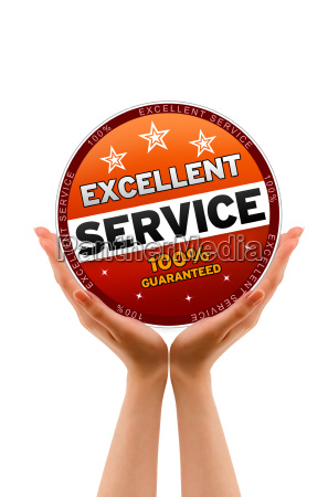 ausgezeichneter service
