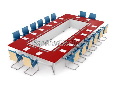 innenraum niemand begegnungen zeitgenoessisch versammlungen tafel