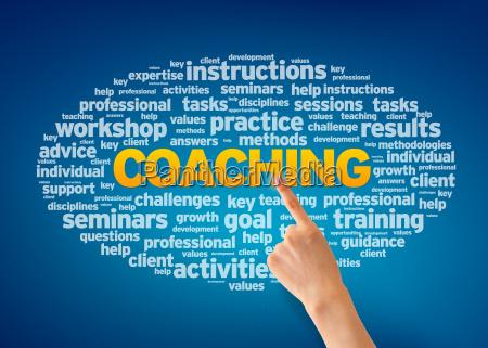 richtung coaching deal geschaeft business geschaeftsleben
