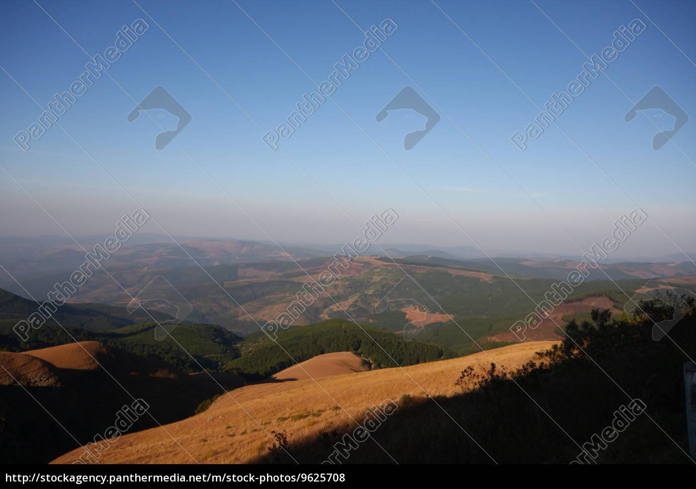 Südafrika, Long Tom Pass, Berge, Landschaft, Aussicht, Himmel - 9625708