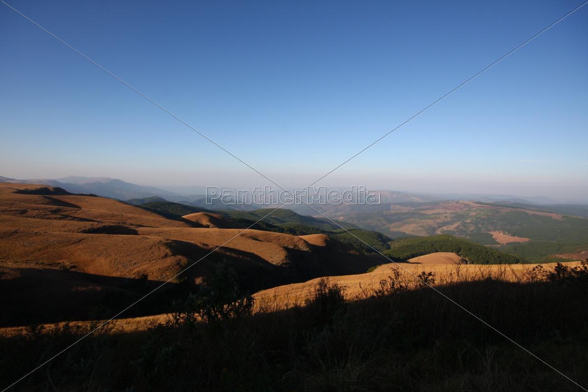 Südafrika, Long Tom Pass, Berge, Landschaft, Aussicht, Himmel - 9625782