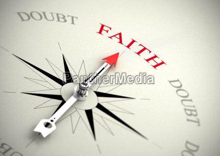 faith versus doubt religion or confidence
