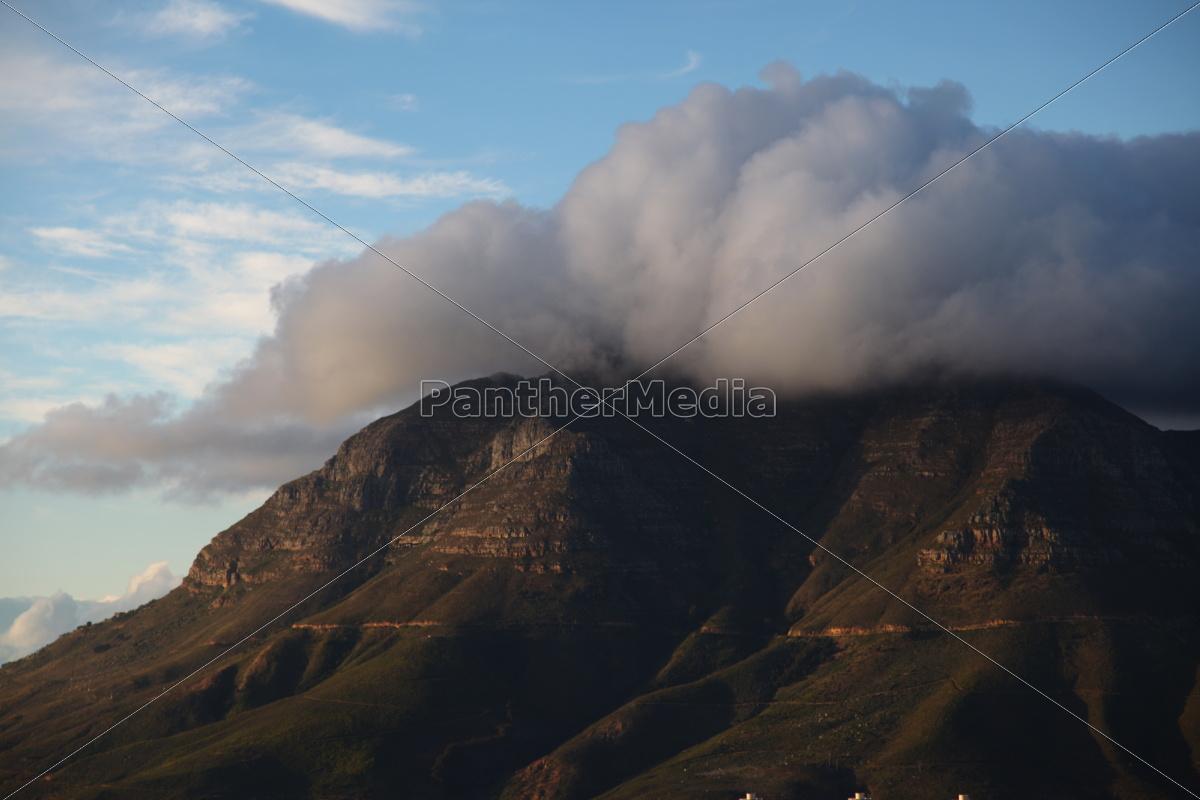 Tafelberg, Kapstadt, Südafrika, Landschaft, Aussicht, Panorama - 9652092