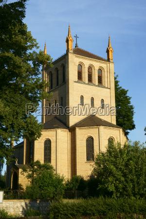 kirche von berlin stolpe