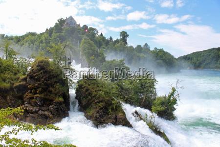 act of god switzerland waterfall strength
