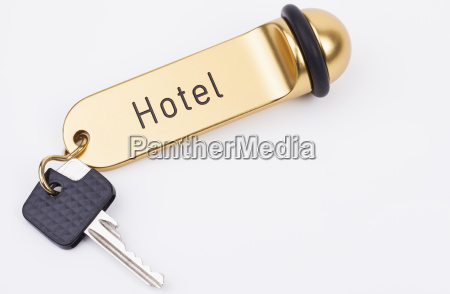 hotel key engraved