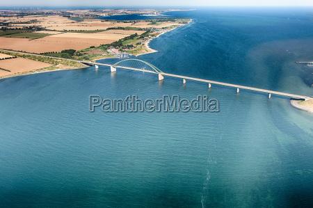fehmarnsundbrücke, -, fehmarn, -, luftaufnahme - 9722108