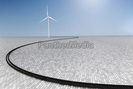 propeller energie strom elektrizitaet windmuehle turbine