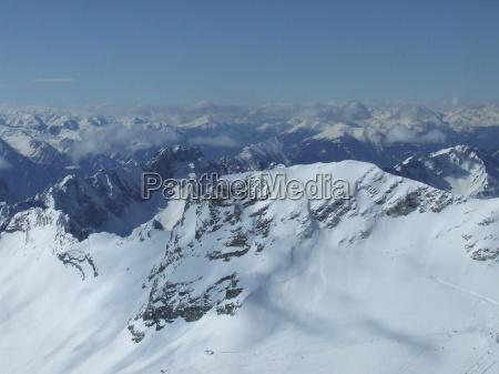 mountains alps snow super first class
