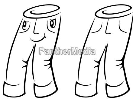 jeans symbol