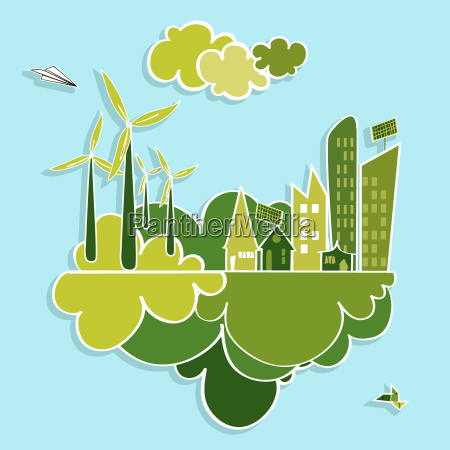 green city renewable resources