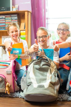 girl pack schularanzen
