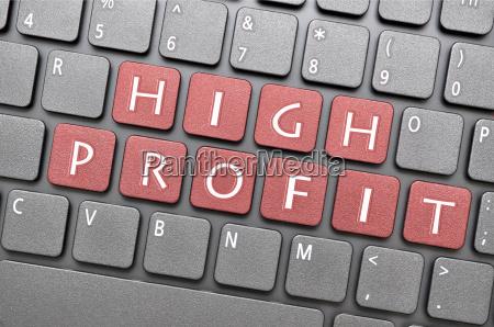 hight profit on keyboard